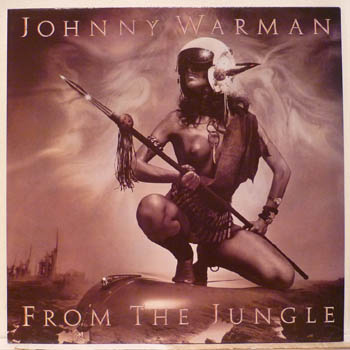 JOHNNY WARMAN - From The Jungle To The New Horizons Album