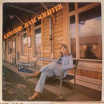 JANNE SCHAFFER - KATHARSIS - LP