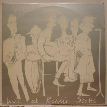WEEKEND - With Keith Tippett / Live At Ronnie Scott's