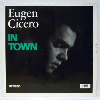 EUGEN CICERO - IN TOWN - LP