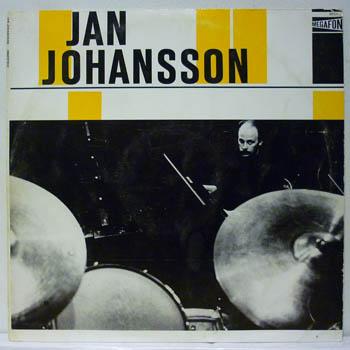 JAN JOHANSSON - INNERTRIO / MONO - LP