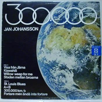 JAN JOHANSSON - 300.000 - 33T