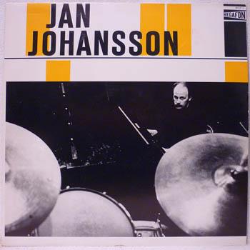 JAN JOHANSSON - INNERTRIO - LP