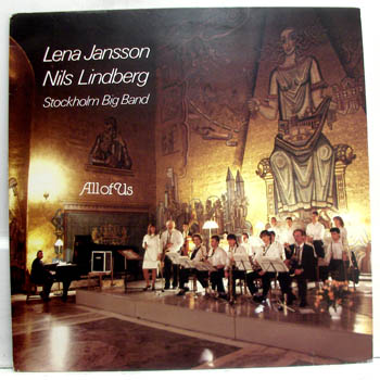 Lena Jansson - with Nils Lindberg & Stockholm Big Band 1994