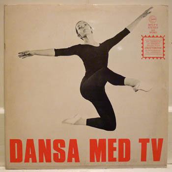 JAN JOHANSSON / GEORG RIEDEL - DANSA MED TV - LP