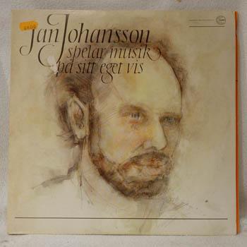 JAN JOHANSSON - SPELAR MUSIK PÅ SITT EGET VIS - LP x 2