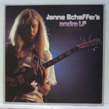 JANNE SCHAFFER - ANDRA LP - LP