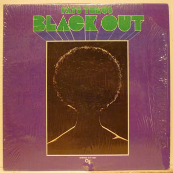 FATS THEUS - Black Out Album