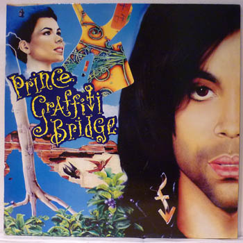 PRINCE - Graffiti Bridge Record