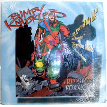 BUMPY KNUCKLES / FREDDIE FOXXX - A PART OF MY LIFE / DEVIOUS MINDS - 12 inch 45 rpm