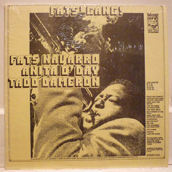 FATS NAVARRO - Fat's Gang!