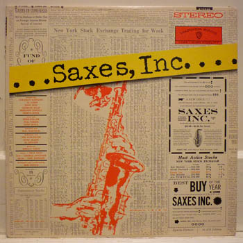 Saxes Inc