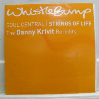 SOUL CENTRAL - Strings Of Life (danny Krivit Re-edits)