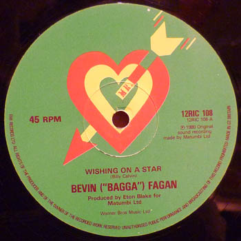 Bevin Fagan - Wishing On A Star
