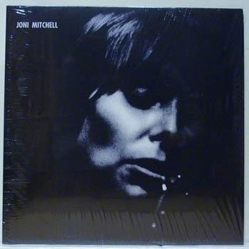 JONI MITCHELL - BLUE / 180 GRAM - LP