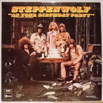 STEPPENWOLF - At Your Birthday Party Vinyl