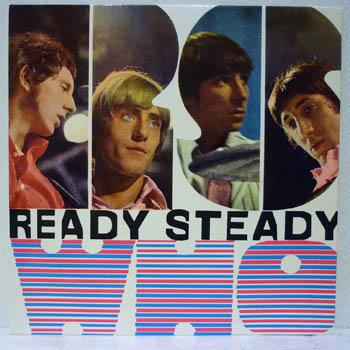 Ready Steady Who