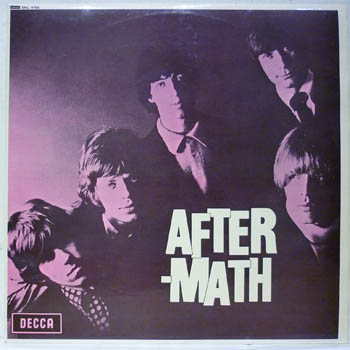 ROLLING STONES - Aftermath / After-math Album