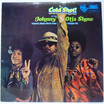 Cold Shot - JOHNNY OTIS SHOW