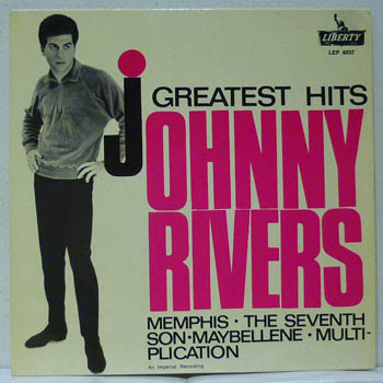 JOHNNY RIVERS - Greatest Hits CD