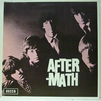 ROLLING STONES - Aftermath / After-math