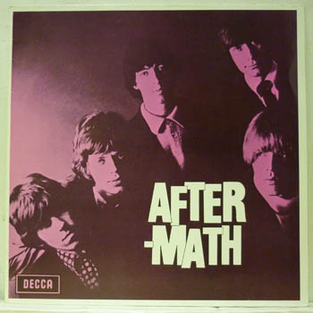 Aftermath / After-math - ROLLING STONES