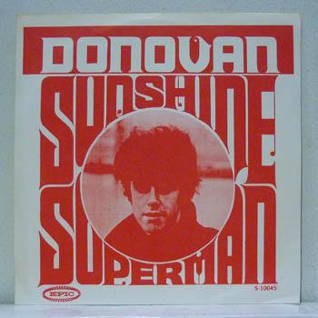 DONOVAN - Sunshine Superman / The Trip Record