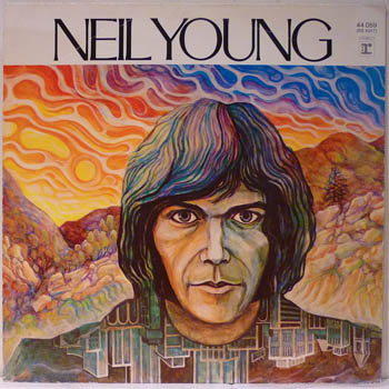 NEIL YOUNG - Neil Young CD