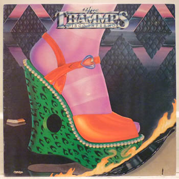 TRAMMPS - Disco Inferno Album