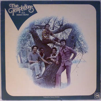 Temptations All Directions Records Lps Vinyl And Cds