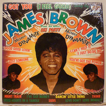 JAMES BROWN - I Got You (i Feel Good) LP