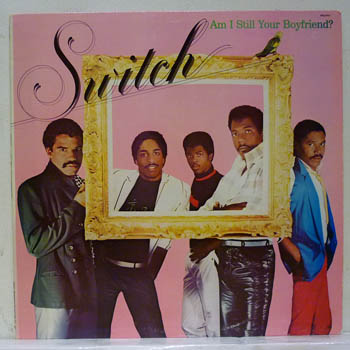 SWITCH - AM I STILL YOUR BOYFRIEND - 33T