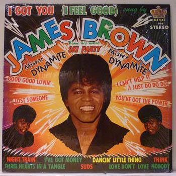 JAMES BROWN - I Got You (i Feel Good) Album