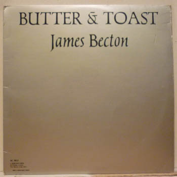 Butter And Toast
