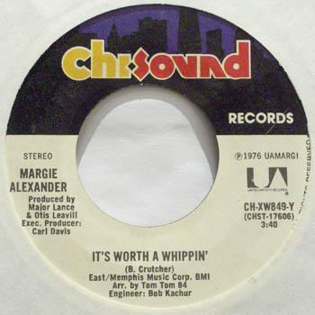 Margie Alexander - Gotta Get A Hold On Me
