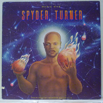SPYDER TURNER - MUSIC WEB - LP