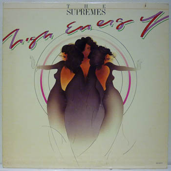 SUPREMES - High Energy Album