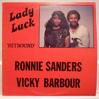 Ronnie Sanders Vicky Barbour Lady Luck