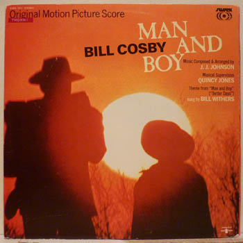 Man And Boy Original Motion Picture Sound Track