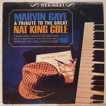 MARVIN GAYE - A Tribute To Nat King Cole / Stereo