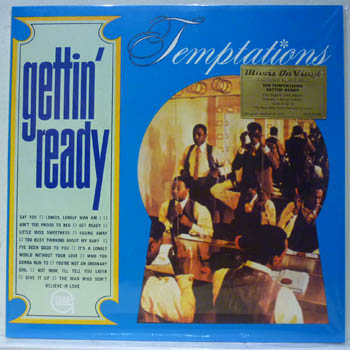 Temptations Gettin Ready Records Lps Vinyl And Cds