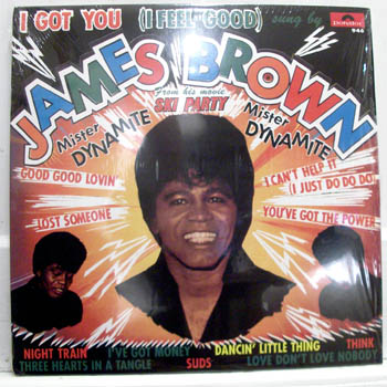 JAMES BROWN - I Got You (i Feel Good) Record
