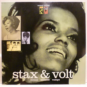 VARIOUS - Stax Sirens & Volt Vamps